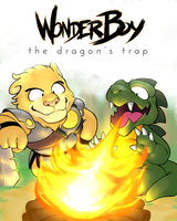 Wonder Boy Fan Art by TitanDraugen