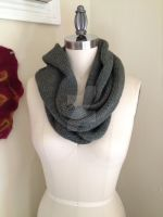 Cozy cowl by Patchwork-Kitty