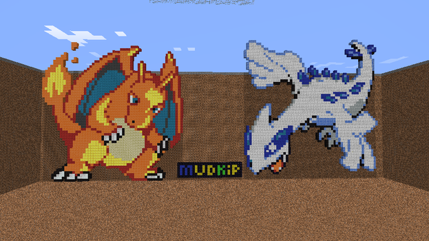 pokemon :D by onisionGFX