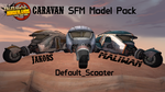 SFM Model Pack - Caravan (TFTBL) by 416Lottie