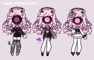 [outfit set] - cvrryspice by hello-planet-chan