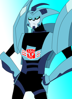 Blurr Is Epic And You Know It by korey2012