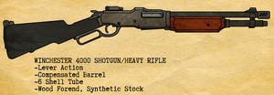 Winchester 4000 by CaldwellB734