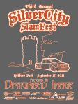 3rd Annual Slam Fest Tee 1 by mgiacco07