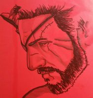 big boss  by jamilgreene245