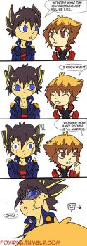 Thoughts on Arc-V by Sionnachi