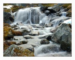 Mountain Stream by anonymous66