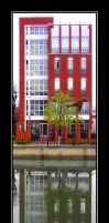 Red Apartments by bbcversus by bucuresti