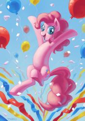 Pinkie pie by pinali