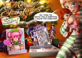 Christmas wishes from the Diaperbutts! by HofBondage