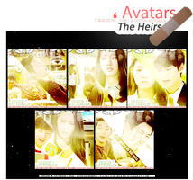 The Heirs (icons) #3 - Size 200 x by victoricaDES