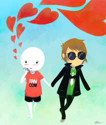 So Much Swag Between These Two by The-EverLasting-Ash