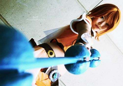 OP Unlimited Cruise- Nami2 by SoySauceCosplay