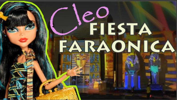 Fiesta Faraonica en YouTube by munecasTV