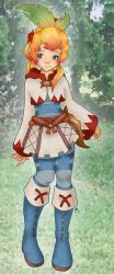 Alei Clea - FFCC: Lilty by MoonWhing