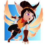 Tip Art for RinTheYordle by Blizzmaster