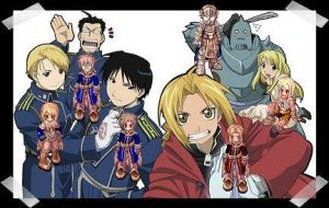 Full Metal Alchemist Ro by DeathJoey