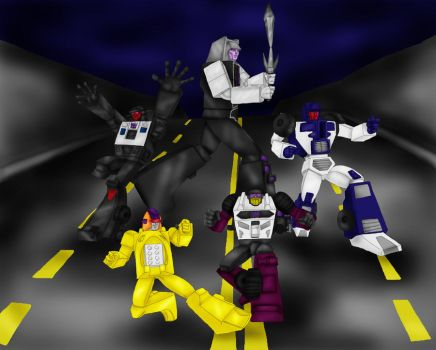 Stunticons by Darkenlite