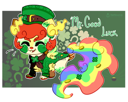 (Closed) St Patrick Day's Special SoulCat! by SetSaiI