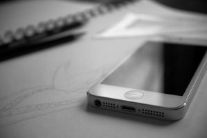 iPhone 5 by ldeas