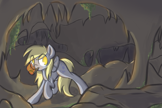 Spelunking by adamscage