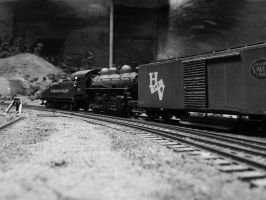 North Yard by Tracksidegorilla1
