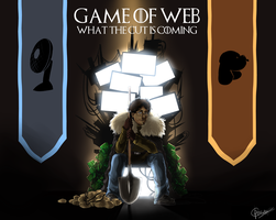 Game of Web - What The Cut is coming by Dunklayth