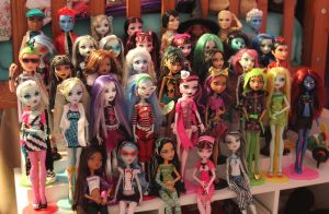 Monster High Collection by rainbow1977