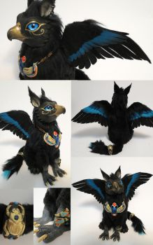 Egyptian Griffin 2 by kimrhodes