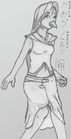 Casual Kaolla by 44thwindsword