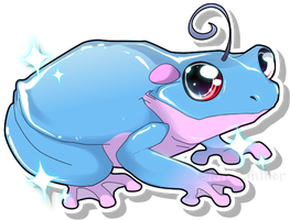 A Shiny Politoed Appeared