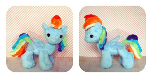 Vintage Rainbow by ShadowedPorcelain