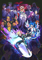 Fanart: Into the vrains! by Komao