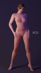 RE: Revelations 2 - Claire Redfield Nude by g1pno