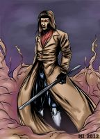 Gambit by crow110696