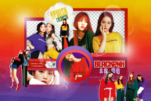 BLACKPINK PNG PACK #6/NYLON JAPAN P.2 by UpWishColorssx
