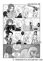 ''Kingdom Hearts' SPOOF'' 01 +GRAVITATE 2012+ by Thingamajica