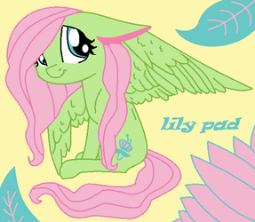 fluttershy's mother by EarthPonyProjects
