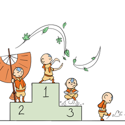 The Last Airbender by bwritter
