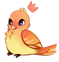 BIRB OTTO by R0BUTT