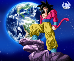 Thanks for 200.000 Pagesview - Dragon Ball GT by SaoDVD