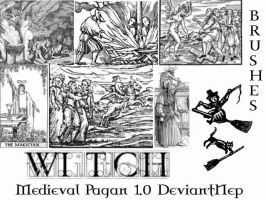 Pagan Medieval Brushes 3.0 by DeviantNep