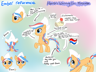 Ember Reference - Hearth's Warming Con by avui