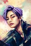 V (Kim Taehyung) from BTS by TheOneWithBear