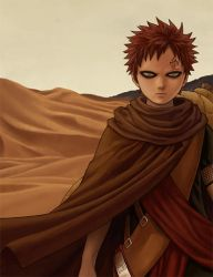 Gaara by Sandfreak