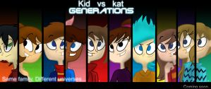 Kid vs kat-Generations [portada4] by Zeldamusiclover99