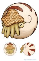 Squishable Nautilus by RacieB