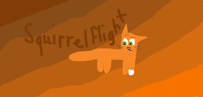 Squirrelflight by Avraplikesstuff