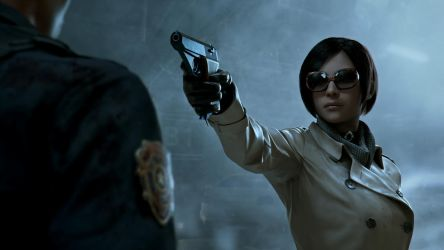 RE2 Remake Ada Wong 1 by xGamergreaserx