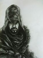 Ezio Auditore AC Revelations by CautiousDucky
